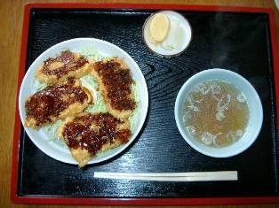 小川屋食堂 750円