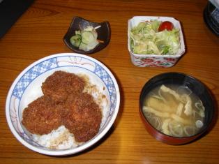 一銚 渋川店  714円