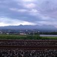 雲天の子持山